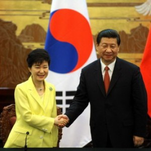 CHINA-SKOREA-DIPLOMACY
