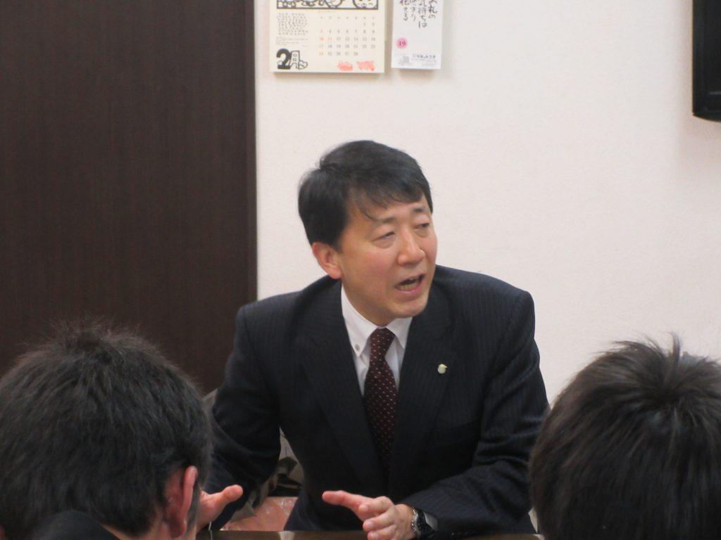 「田川ふれ愛義塾」にて。 | 江夏正敏(えなつまさとし) 幸福 ...